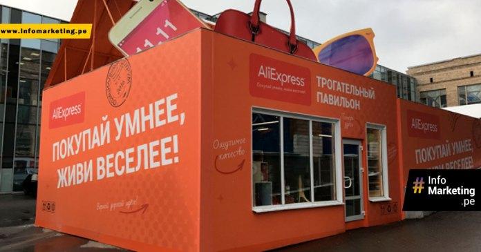 ac757301ebc9 AliExpress desafía a Amazon y abre su primera tienda física ...