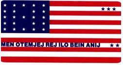 Bikini flag