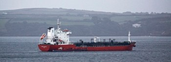 The oil / chemical tanker Marida Melissa flies the RMI flag. Photo: Unknown