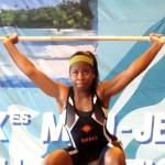 Mattie Sasser: Weightlifting Star