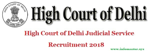 High-Court-of-Delhi-Judicial-Service-Recruitment-2018-Apply-for-99-Judicial-Assistant-Jobs-at-www.delhihighcourt.nic_.in_