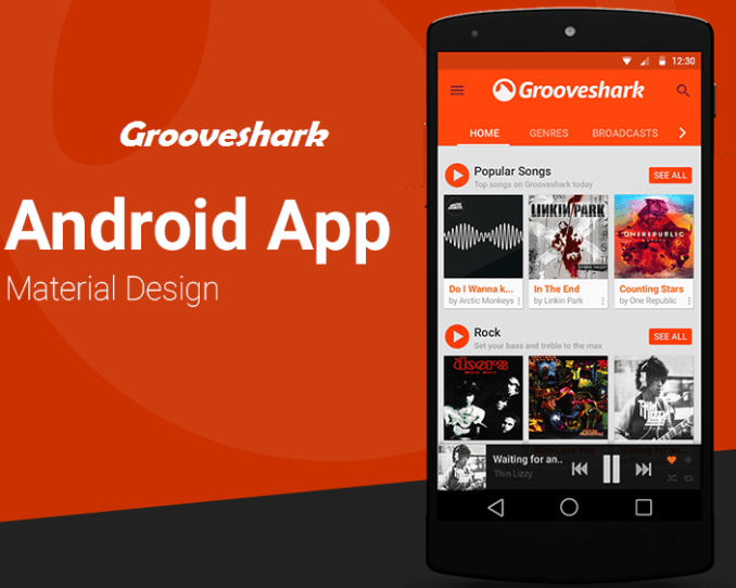 grooveshark-android-