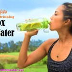 Detox water drink