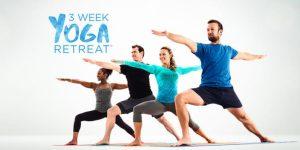 3 Week Yoga Retreat Workout