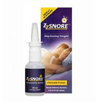 zz snore stop snoring spray