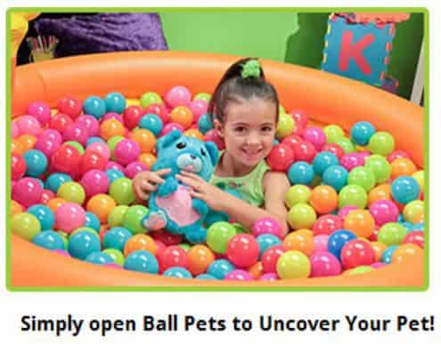 Ball Pets for Kids