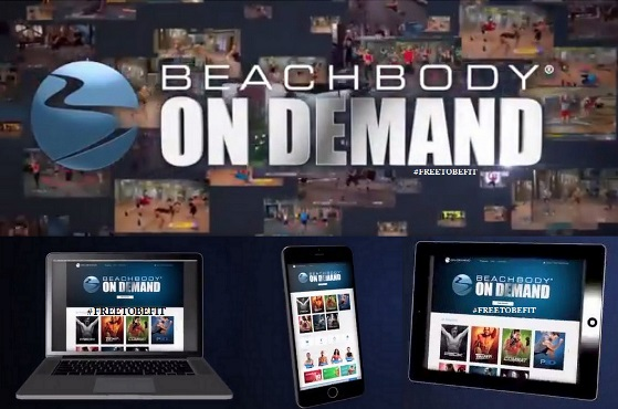 Beachbody Online Demand Streaming