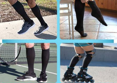 copper fit energy socks for women and men