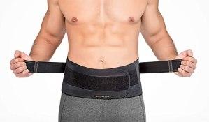 Copper Fit Back Pro Compression Belt