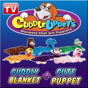 cuddleanduppets