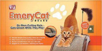 emery cat board