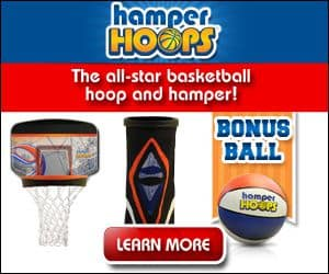 Hamper Hoops As Seen On TV