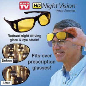 HD Vision Sunglasses Wrap Arounds