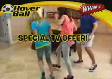 Hover Ball TV Offer