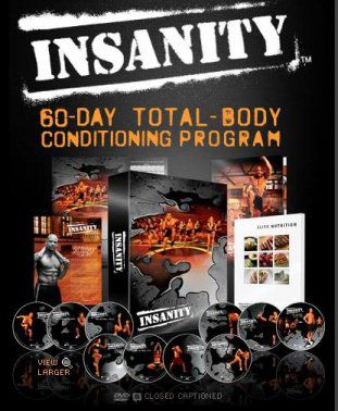 Insanity Shuan T 60 Day Workout