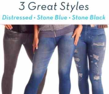Jeaneez 3 Styles