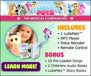 LullaPets Plush Musical Toy