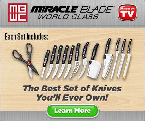 Miracle Blade Knives