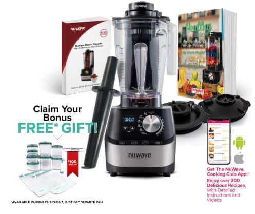 Moxie Vacuum Blender