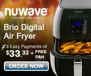 Nuwave Brio Air Fryer