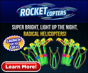 Rocket Copters