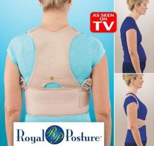 Royal Posture Back Brace As Seen On TV