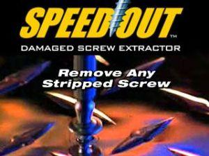 speedout screw extractor