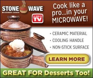 stonewave microwave cooker