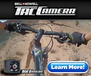 Bell and Howell Tac Camera