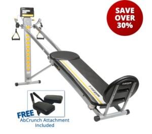Total Gym Free Ab Crunch