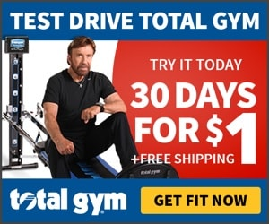 Total Gym $1