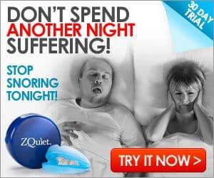 zquiet stop snoring