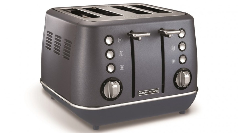 Morphy Richards Evoke 4-Slice Toaster