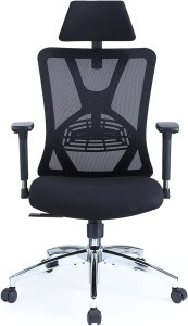 Ticova high back comfortable ergonomic chair