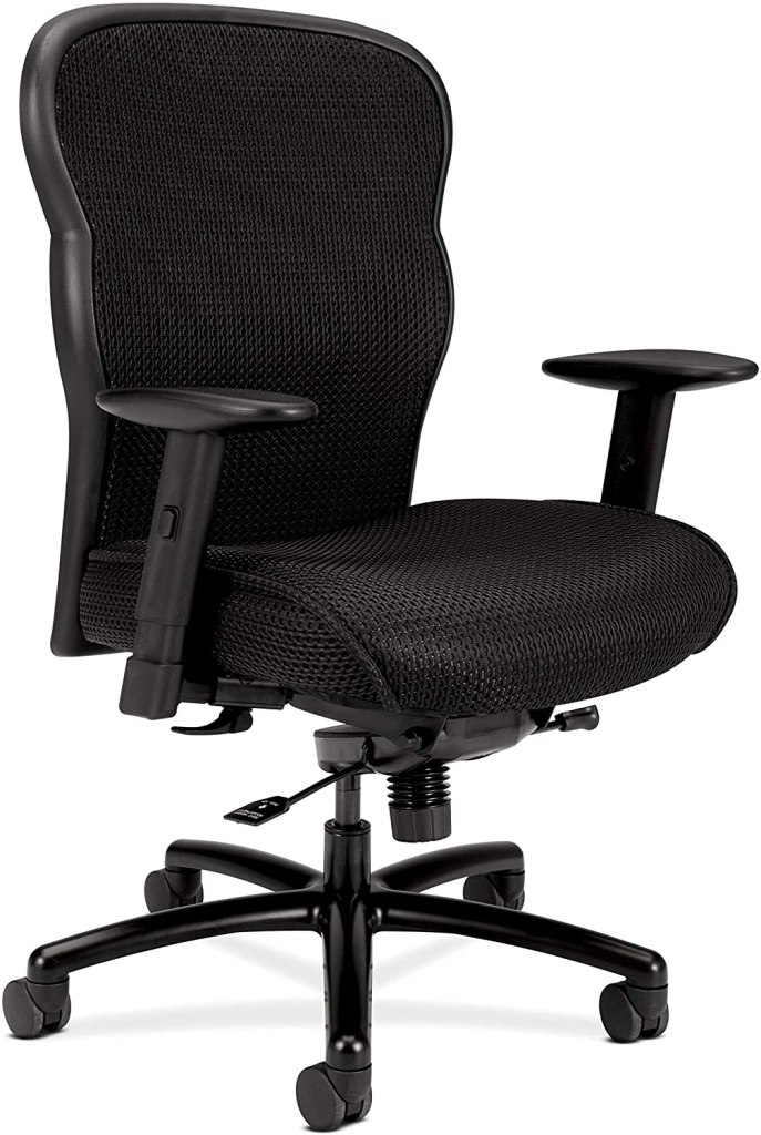 HON Wave Big and Tall Ergonomic Office Chair