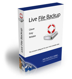 Automatic Backup Software Live File Backup