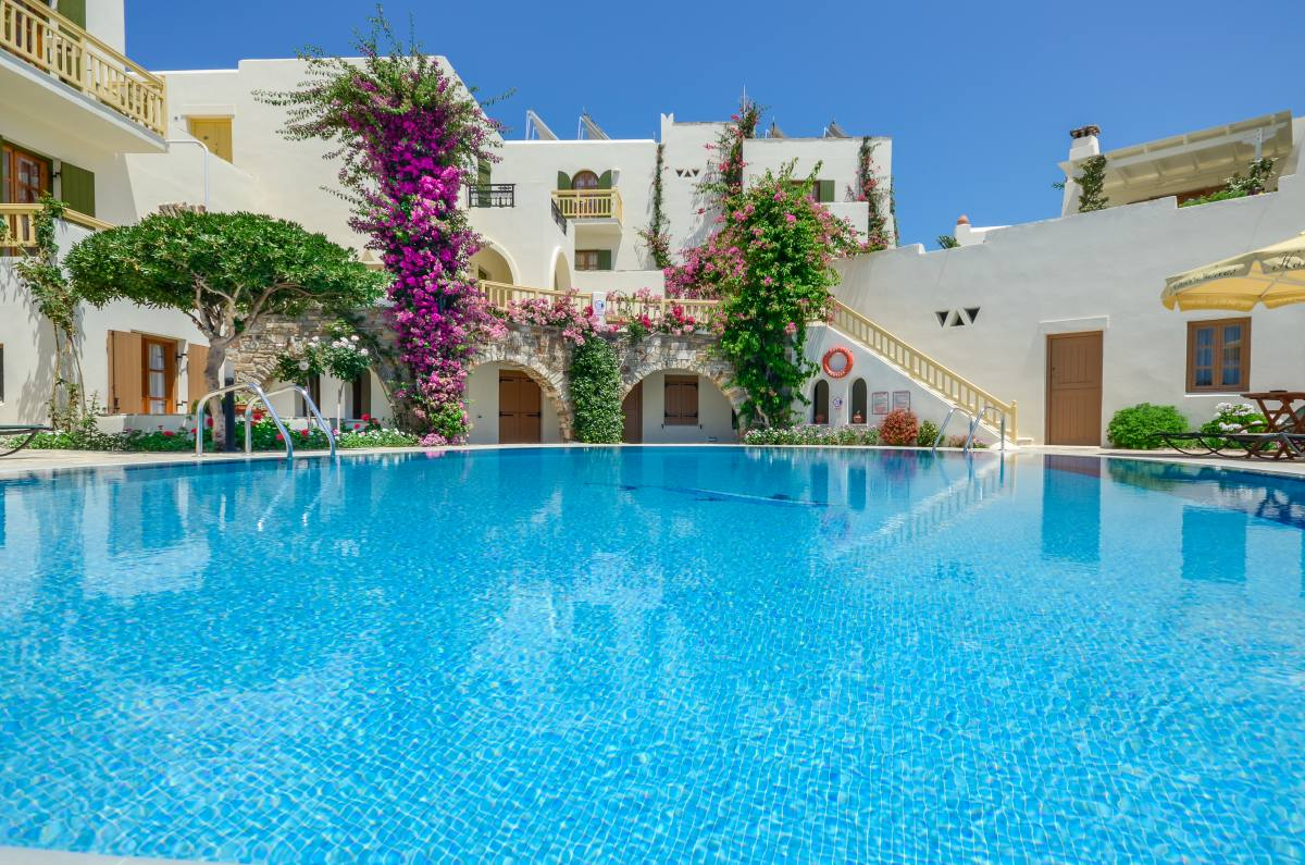 Proteas Hotel Naxos Information Guide