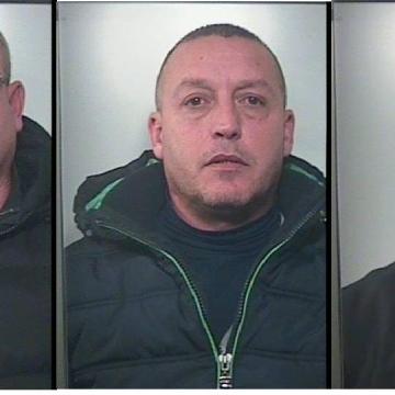 Arrestati tre estorsori del clan Moccia