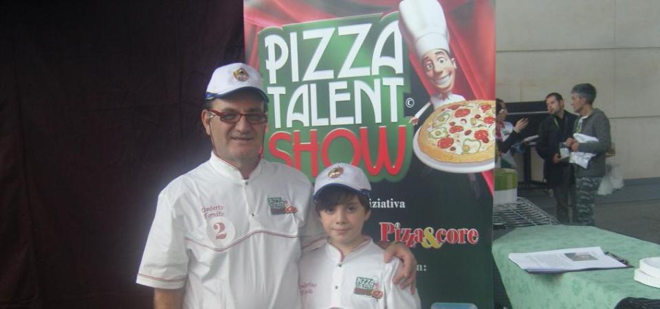 Antica pizzeria Frattese, oltre un secolo di storia al Pizza Talent Show