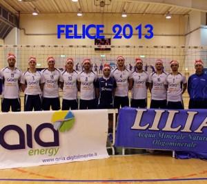 Gaia Energy Napoli chiude il 2012 al primo posto