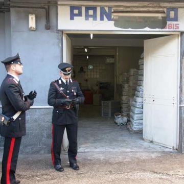 Panifici non a norma. Controlli dei carabinieri a Napoli e provincia