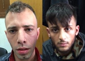Rapinano una agenzia di scommesse, intercettati dalla polizia tentano la fuga e sparano verso i poliziotti. Arrestati due della banda