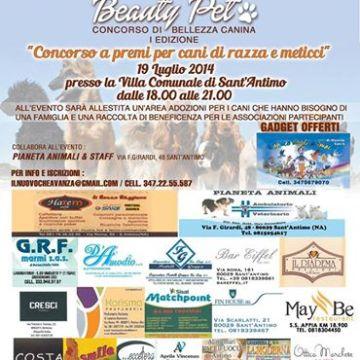 """Sant'Antimo, """"Beauty Pet"""": concorso di bellezza per gli amici a quattro zampe"""