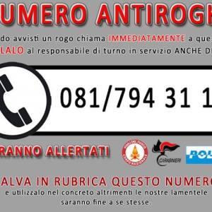 """Sant'Antimo task force contro la """"Terra dei Fuochi"""". Tragedia sfiorata nel quartiere San Vincenzo"""