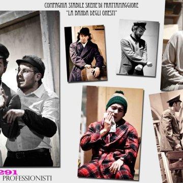 """Frattamaggiore, compagnia teatrale Stabile """"Skenè"""" di Frattamaggiore: una pagina di  storia locale da ricordare"""