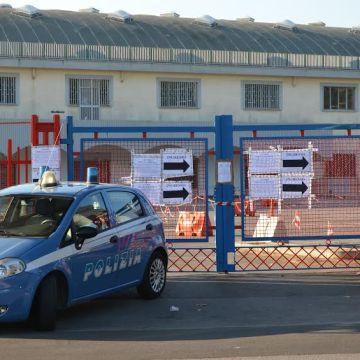 Pompei, parcheggio privo dell'impianto di smaltimento. Sequestro congiunto tra polizia e guardia di finanza