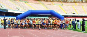 Partenza San Paolo Sport Day 2013