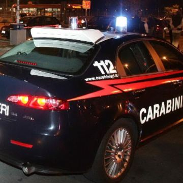 Rubano un auto e svaligiano vari Box. Arrestato un 47enne di Afragola. In fuga il complice