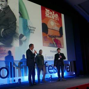 MalaMènti il cortometraggio di Francesco Di Leva al Galà del Cinema e della Fiction in Campania