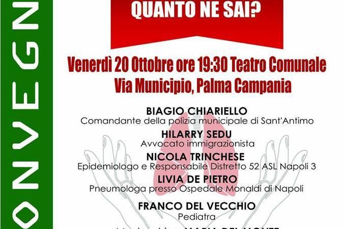 """Palma Campania, Movimento civico """"Viva"""": immigrazione, sicurezza e prevenzione. Esperti a confronto"""